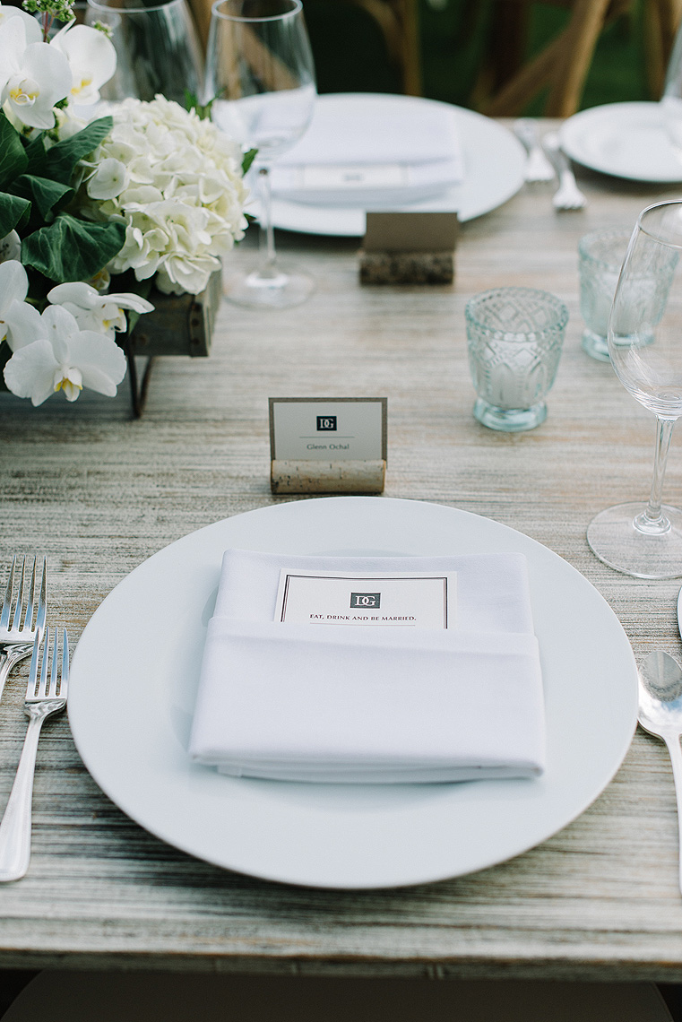 table setting-montage-laguna-beach-wedding