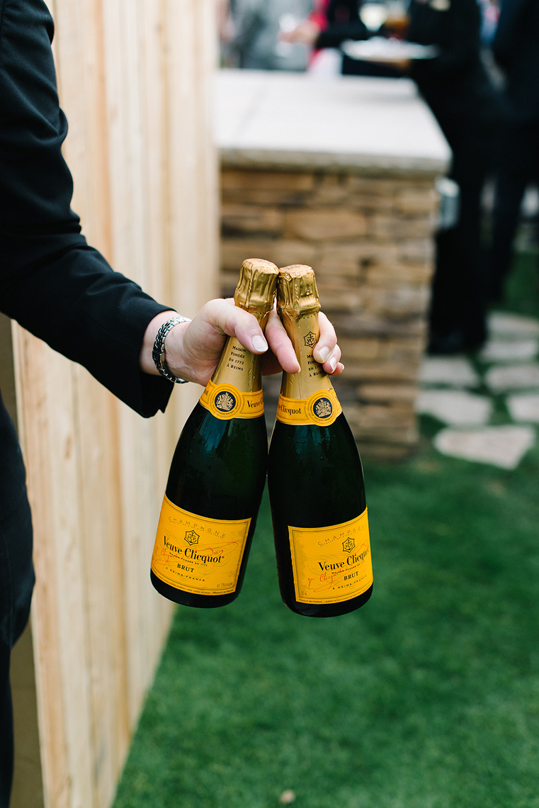 Veuve Clicquot montage-laguna-beach-wedding